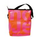 velká oranžová taška růžová