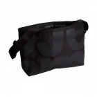 podlouhlá černá taška černá